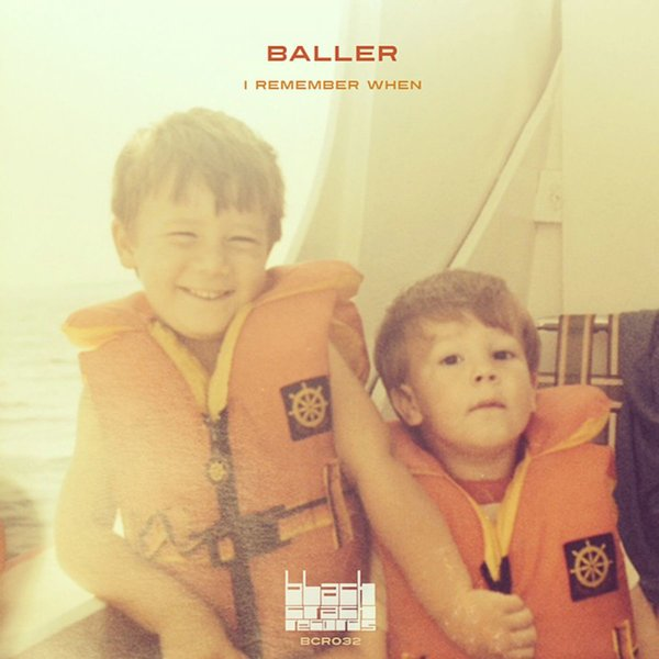 Baller - I Remember When (Arturo Garces Remix) - Black Crack Records
