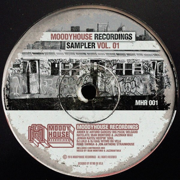 Moodyhouse Sampler, Vol. 01