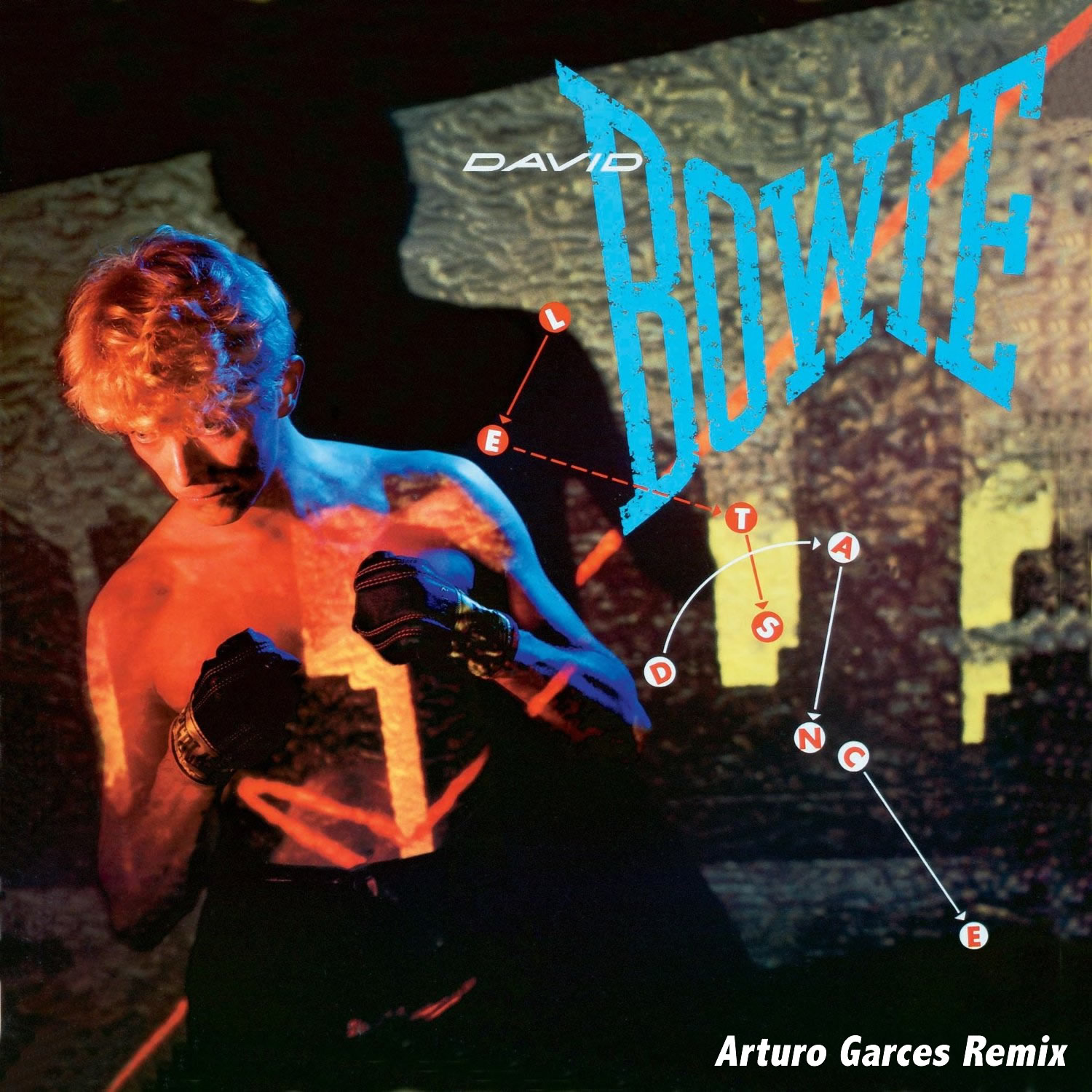 David Bowie - Lets Dance (Arturo Garces Remix)